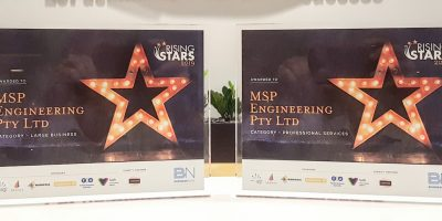 MSP recognised in Business News Rising Stars Awards